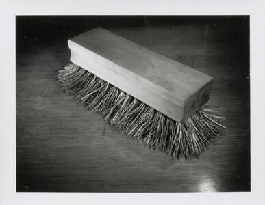 Robert Therrien, 'No title (scrub brush)', 2004