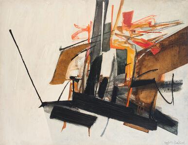 Huguette Arthur Bertrand, 'Comarave', 1961