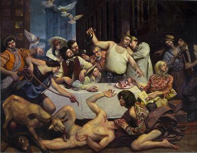 Adam Miller, 'The Cannibals', 2017
