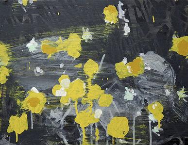 Richard Storms, 'Yellow Wildflowers', 2018