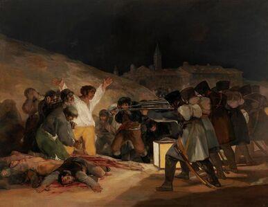 Francisco de Goya, 'The Third of May', 1814