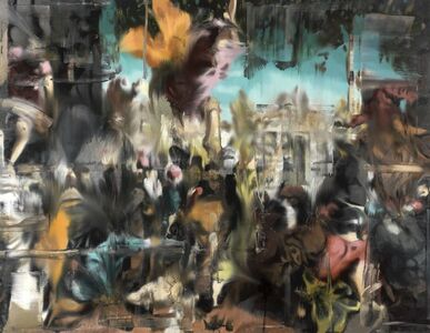 Jorge R. Pombo, 'Variations of Tintoretto, Miracle of the Slave ', 2013