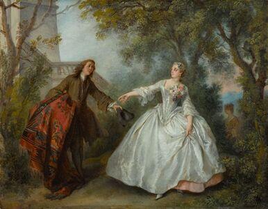 Nicolas Lancret, 'Nicaise', 1738