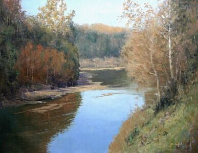John Stanford, 'Cole Creek', 2010-2014