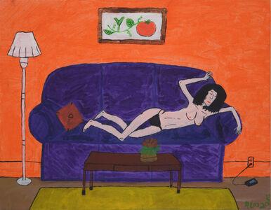 Raymond Lopez, 'Matisse Retrospective', 2016