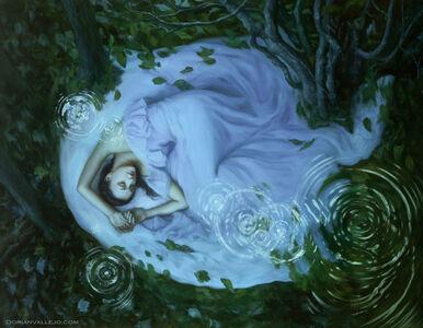 Dorian Vallejo, 'Dream Ripple'