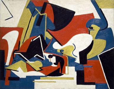 Lee Krasner, 'Untitled', 1942