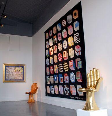 Pedro Friedeberg: Praise of Folly, installation view