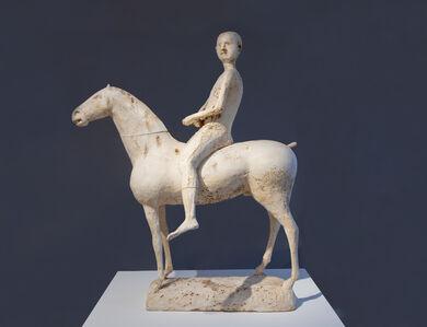 Marino Marini, 'Gentiluomo a cavallo', 1937