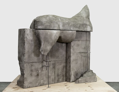 Guido Casaretto, 'Pillar III', 2016
