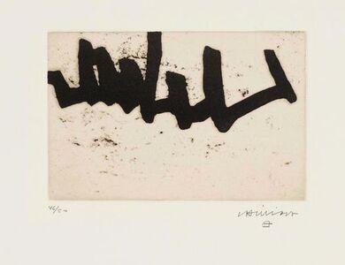 Eduardo Chillida, 'Continuation I', 1966