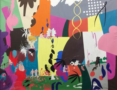 Paula Otegui, 'The paradice', 2020