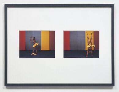 Jan Vercruysse, 'CAMERA OSCURA #17  [ Black Josephine ]', 2002