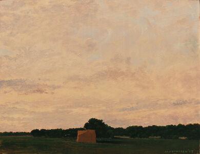 Keith Jacobshagen, 'Hay Loaf Afternoon Sun', 2017