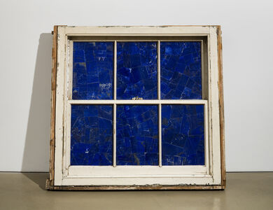 Lucy Skaer, 'Further Consumption / Blue Window', 2017