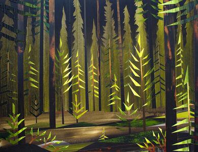 Gavin Lynch, 'Night Forest ', 2017