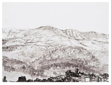 Daniele Genadry, 'Familiar Mountains (Sunset)', 2014