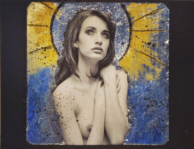 Greg Gerla, 'Madonna Solis', 2012-2018