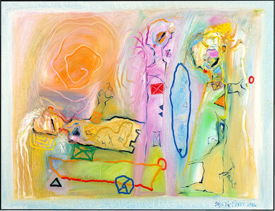 Soile Yli-Mäyry, 'Dream Ash', 2016