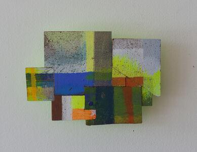 Joan Grubin, 'Detritus #31', 2017