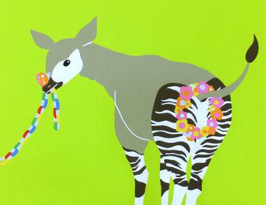 Aki Yamamoto, 'Celebrate', 2013