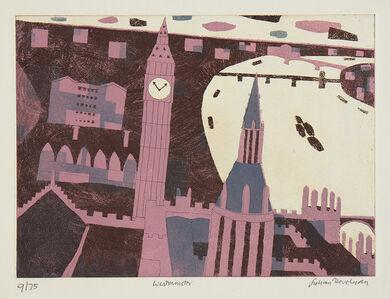 Julian Trevelyan, 'Westminster', 1969