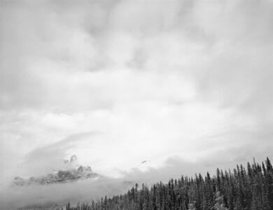 Sharon Harper, 'One Month, Weather Permitting, 2009 Night Sky over Banff, Alberta September 12 – October 10, 2007 1 October', 2010