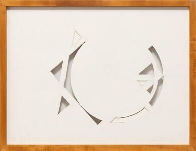 Gordon Matta-Clark, 'Untitled (Paper Cuts)', 1976