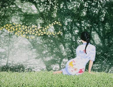 Woo-lim Lee, 'Spring', 2018