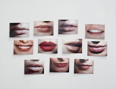 Hans-Peter Feldmann, 'Lips',