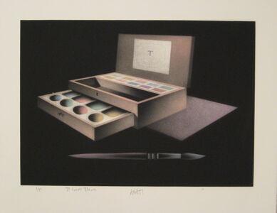 Mario Avati, 'T comme Turner', 1981