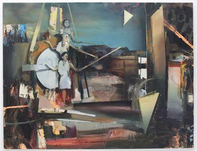 Daniel Pitin, 'Clock', 2013