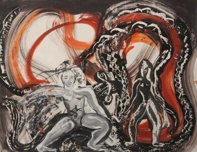 Irene Rice Pereira, 'Untitled', 1952