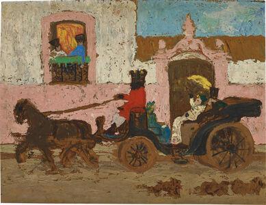 Pedro Figari, 'La Volanta', ca. 1924-1929