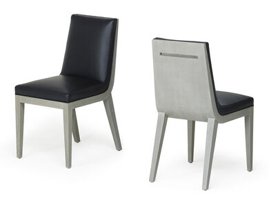 Patrick Naggar, 'Pair of Luxor chairs', 2000s