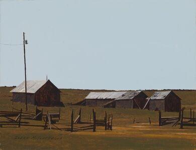 Dean Mitchell, 'Barns', 2019