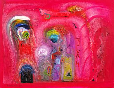 Soile Yli-Mäyry, 'Burning Dream', 2019