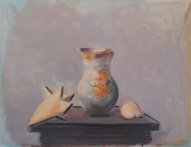 Paul Resika, 'Pitcher and Shells #4', 2015