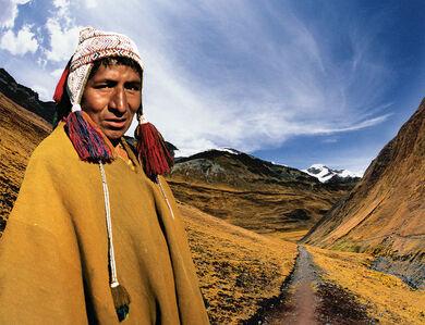 Antonio Briceño, 'APACHETA -  Guardian of the roads. Quero Culture, Peru', 2006
