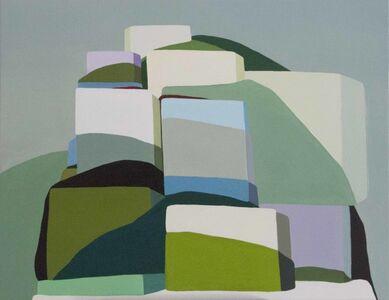 Louise Belcourt, 'Mound #26', 2014-2015
