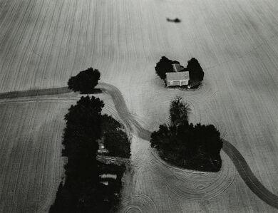 Marilyn Bridges, 'Isolation Farm House, Greer County, OK', 1987