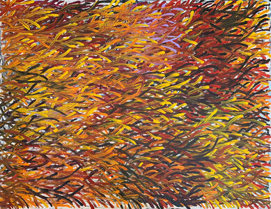 Barbara Weir, 'Grass Seed Dreaming ', ca. 2015