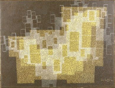 John Armstrong, 'Yellow Abstract'