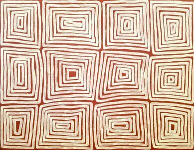 Ronnie Tjampitjinpa, 'Tingari', 2000