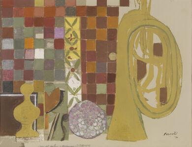Bruno Saetti, 'Casa Del Mulino', 1972