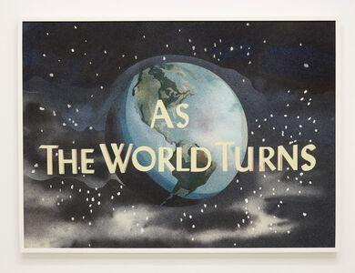Cynthia Talmadge, 'As the World Turns', 2018
