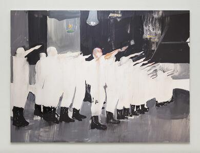 Brian Maguire, 'Police Graduation (Juarez)', 2014