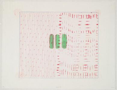 Richard Tuttle, 'Naked VII', 2004