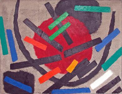 Willem Hussem, 'no title', 1963