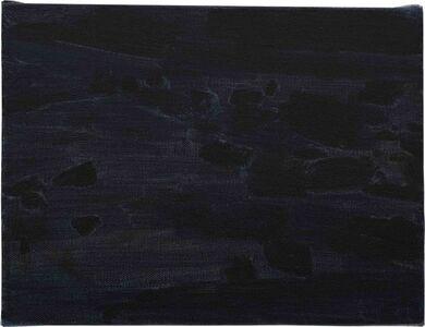 Shi Zhiying 石至瑩, 'Black Stone No.2 黑石No.2', 2017